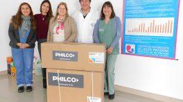 La UCP Formosa realizó una importante donación al Hospital de la Madre y el Niño